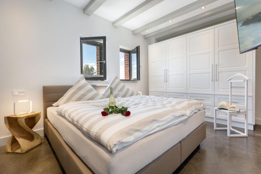komfortable appartements am Focker Strom auf Ummanz