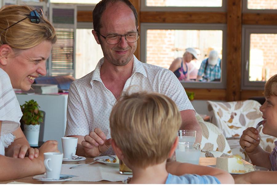 Familienfeiern auf Ummanz im Cafe Ummanz