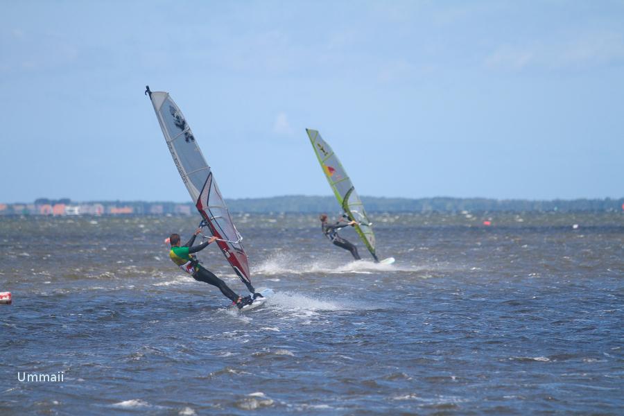 Surfen auf Ummanz