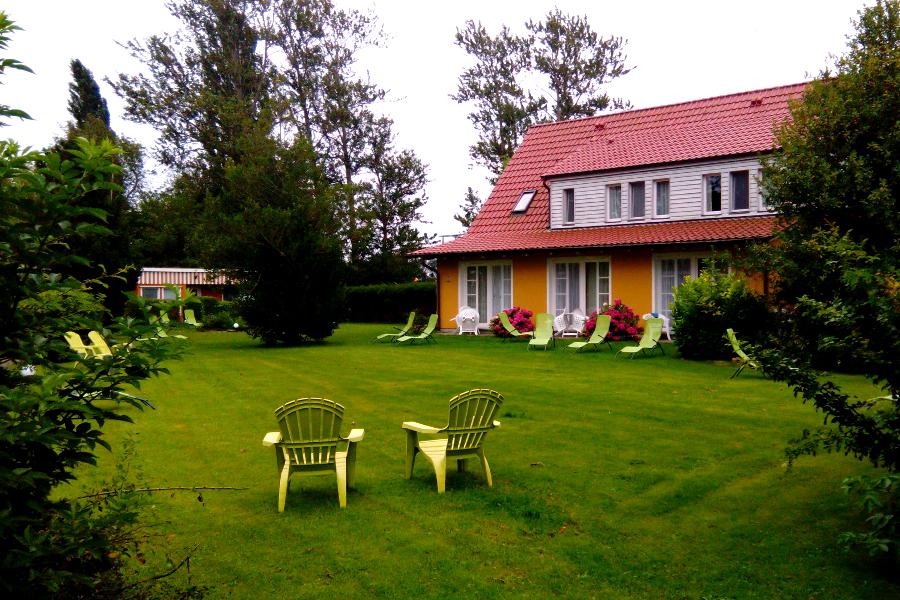 Kiebitzort Ferienwohnungen in Lieschow