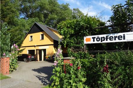 Ferienwohnung Toepferhof Ummanz Keramik