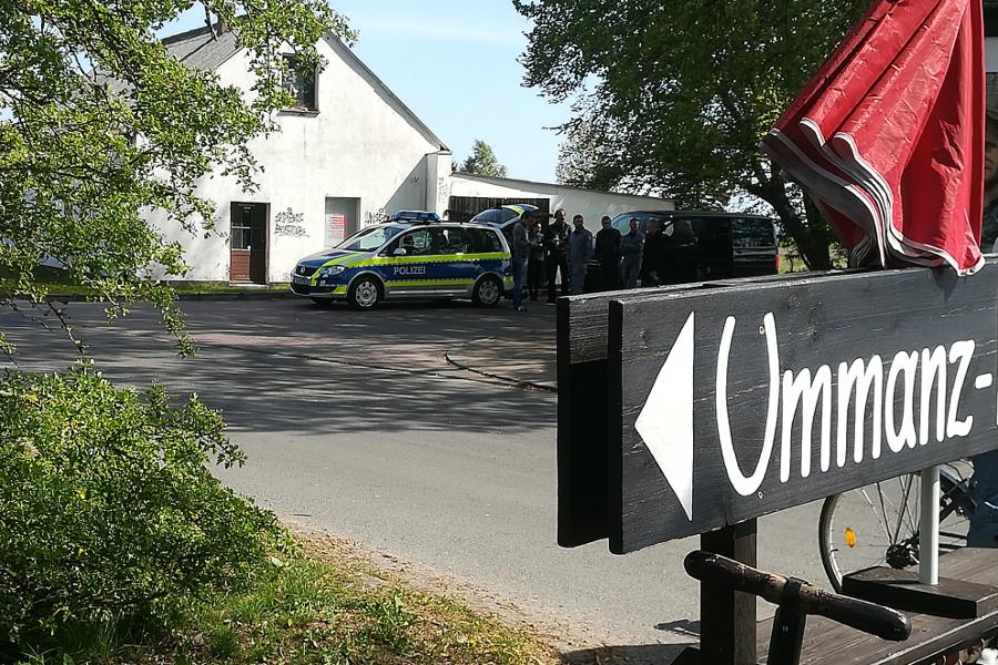 Krimireihe Stralsund auf Ummanz